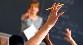 Conviction not required to ban teacher from work